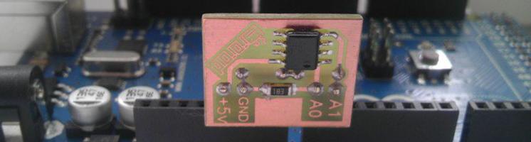 Măsurare temperatură cu LM35
