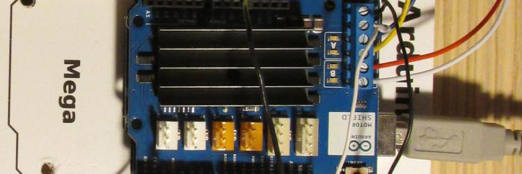 SoftStart pentru un motor de curent continuu