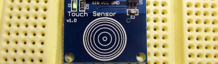 Senzor touch pe Arduino