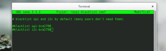 i2c_blacklist
