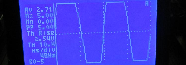 Osciloscop cu Arduino