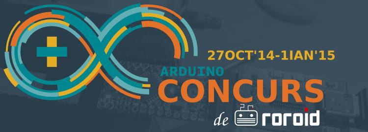 Concurs Arduino 2014