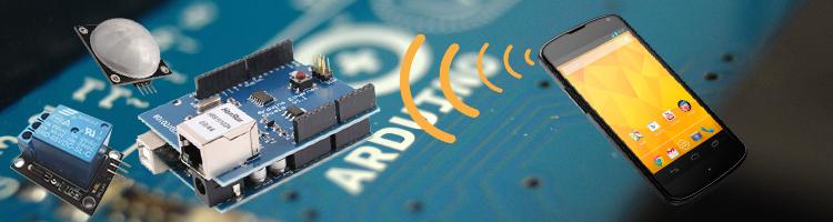 Arduino – Home Control