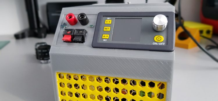 DPS5015 DIY power supply